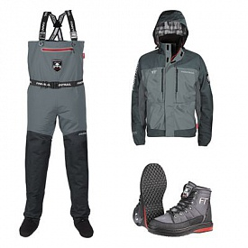 Комплект Finntrail Athletic Plus Grey